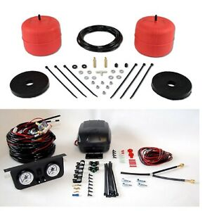 Air Lift Control Air Spring Dual Path Leveling Kit For Wrangler Grand Cherokee