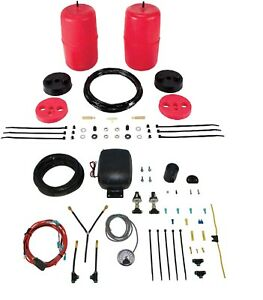 Air Lift Control Air Spring Dual Path Air Compressor Kit For Toyota Fj Cruiser