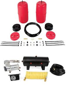 Air Lift Control Air Spring Single Path Compressor Kit For Toyota Fj Cruiser