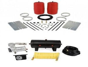 Air Lift Control Air Spring Single Path Hd Compressor Kit For Toyota Sequoia