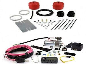 Air Lift Control Air Spring Wireless Air Compressor Kit For Grand Cherokee Wj