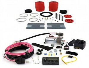 Air Lift Control Air Spring Wireless Hd Air Compressor Kit For 90 03 Montero
