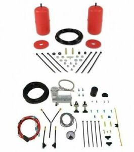 Air Lift Control Air Spring Dual Path Air Hd Compressor Kit For Toyota Previa