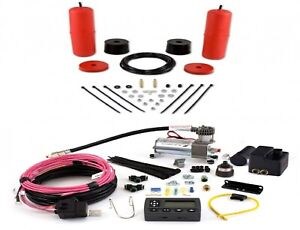 Air Lift Universal Rear Control Air Spring Wireless Dual Air Hd Compressor Kit