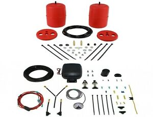 Air Lift Air Spring Controller Dual Path Air Compressor Kit For Toyota Sienna