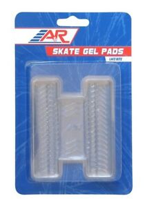 Aamp;R Sports Hockey Skate Lace Bite Gel Pads 1 Pair Easily Attach to Tongue $8.99