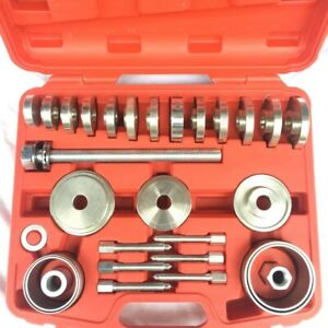 31pc Wheel Bearing Removal installation Tool Kit For Front wheel Drive Vehicles
