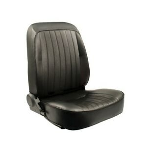 Low Back Bucket Seat Right Side With Tilt Dunebuggy Vw