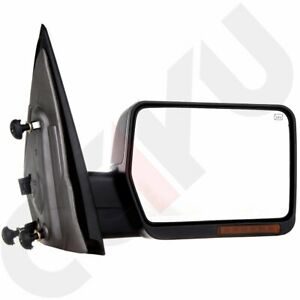 Right Side Power Heated Signal Mirror Passenger Fits 2004 2005 2006 Ford F150