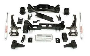 Trail Master 6 0 Inch Knuckle Suspension Lift Kit With Rear Ngs Shocks Tm403n