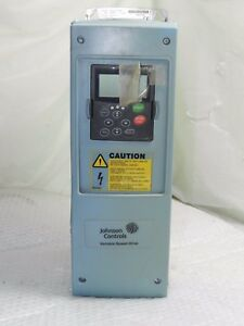 Johnson Controls Electric Motor Variable Speed Drive