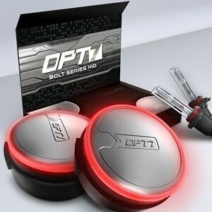 Opt7 H11 Hid Kit Ac 55w Cyclone Low Beam Conversion All Xenon Light Bulbs Colors