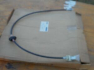Nos 1971 Ford Thunderbird 429 Cruise Speed Control Cable Asby D1sz 9a820 A New