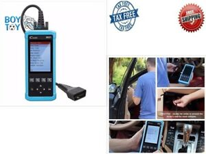 Automotive Scanner Car Diagnostic Scan Tool For Abs Srs System Support Oil Reset