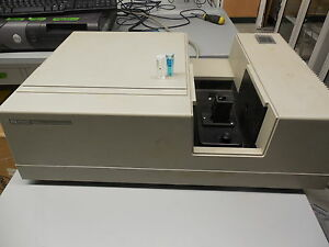 Agilent Hp 8452a Diode Array Uv Vis Visible Spectrophotometer