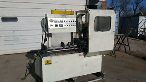 Cold Saw Automatic Non ferris Metal Cutting