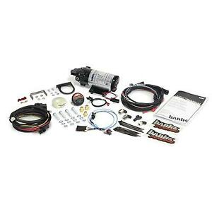 11 13 Gm Chevy 6 6l Duramax Banks Straight shot Water methanol Injection System