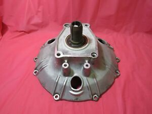 Porsche 928 Transmission Torque Converter Housing Cover W Flex Plate 9603211012