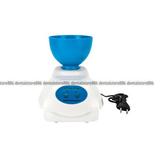 Dental Hl ymc I Alginate die Semi automatic Alginate Stone Mixer 120rpm 250rpm