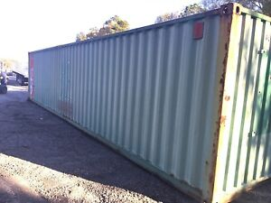 40 Foot Shipping Container Std Height Excellent Condition