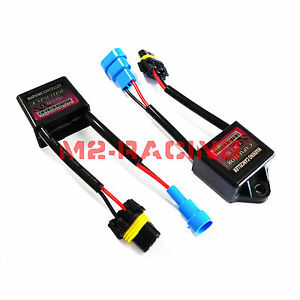 Warning Anti Flicker Cancellers Of Hid Conversion Kit For Euro Audi Bmw Mercedes
