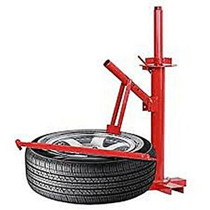 8 To 16 Manual Tire Changer Tire Wheel Bead Breaker Mounting Tool Red