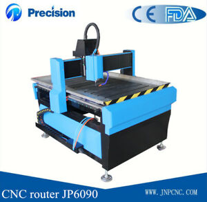 Discount Price 6090 Cnc Carving Machine cnc Router Machine Wood