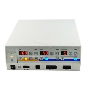 Electrosurgical Unit Diathermy Machine Medical Special Surgery Electrocautery