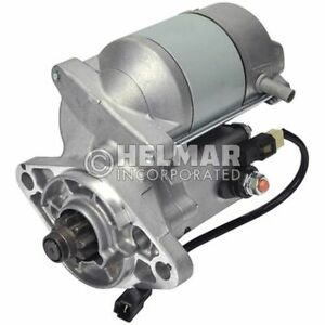 Toyota Forklift Starter Heavy Duty 90928 29006 hd Straight Drive no Gear Reduct