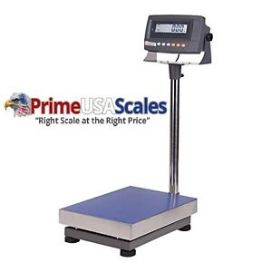 Digiweigh Industrial Grade Bench Scale 400 Lb dwp 440