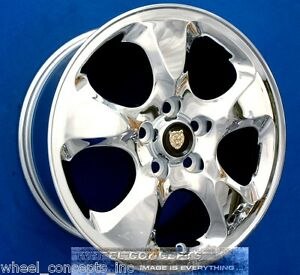 Jaguar S Type Dynamic 16 Inch Chrome Wheel Exchange