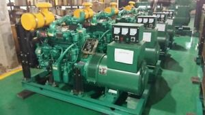Brandnew 30kw 3 Phase 50hz 60hz Diesel Powered Generator Shipped By Sea