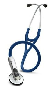 3m Littmann 3200 Electronic Stethoscope Navy Blue