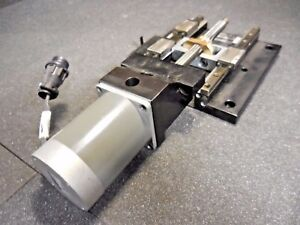Parker Daedal 081 5889 Precision Linear Stage Minebea Co 23pm c401 04 Motor