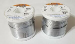 Alpha Energized Plus Solder 032 63 sn 37 pb P2 Rosin Core Flux 110169 New 2lbs