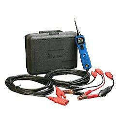 Power Probe Pp319ftc blu Iii Test Light And Voltmeter Blue
