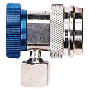 Robinair 18190a Blue Low Side R134a Coupler