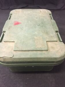 Cambro Camcarrier Food Storage Pan Container Carrier Upcs160 6 Deep 3 See Des