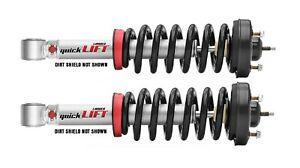 Rancho Complete Set Of 2 Quicklift Front Strut Aseemblies For Sequoia Tundra