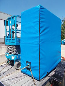 Gs 1930 Scissor Lift Protective Cover Heavy Duty Weather Proof Durable Tough Dry