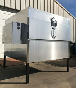 Insulated 48 X 60 Rotisserie Smoker Call Before You Buy