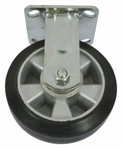 Dayton Mold on Rubber Rigid Caster 6 In Mh13x46302g