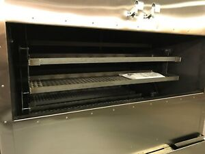 Insulated 48 X 48 Rotisserie Smoker Call Before You Buy