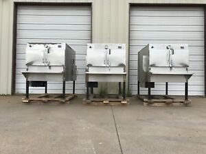 Insulated 36 X 36 Rotisserie Smoker Call Before You Buy