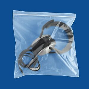 12 X 12 Jewelry Ziplock Reclosable Plastic Polybag Clear 2 Mil Bags 8000 Count