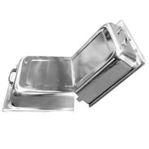 Hinged Dome Cover F Or 8 Qt Chafers Server Buffet Catering Banquet Restaurant