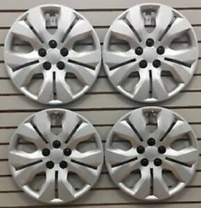 New 2011 2014 Chevrolet Cruze 16 Hubcaps Wheelcover Bolt on Set