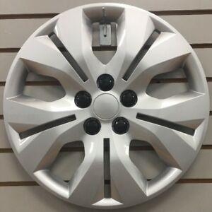 New 2011 2014 Chevrolet Cruze 16 Silver Hubcap Wheelcover Bolt On