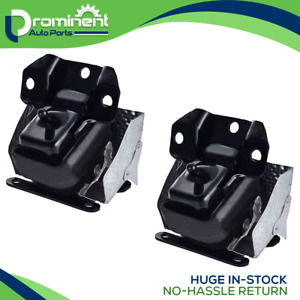 2pcs Motor Mounts Replacement For 07 14 Cadillac Escalade Chevy Tahoe Gmc A5365