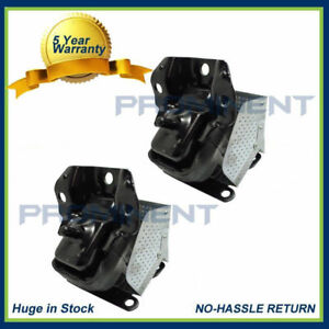 2pcs Engine Motor Mount For 07 14 Cadillac Escalade Chevy Tahoe Gmc Yukon A5365